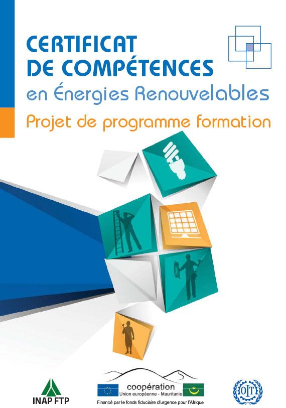 BTP Mauritanie- Formation Energie renouvelable -ECOBAT
