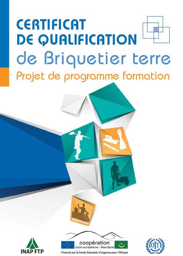 BTP Mauritanie- Formation  Briquetier terre -ECOBAT