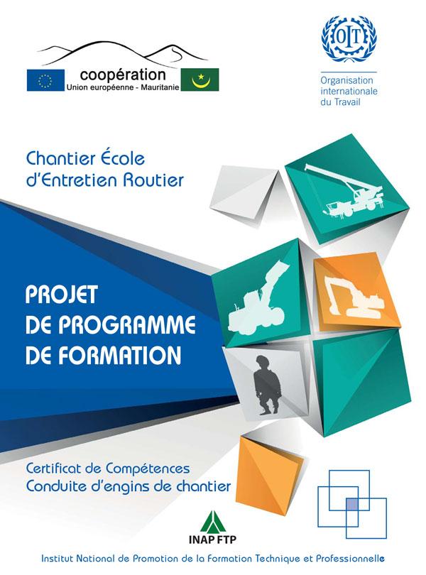 BTP Mauritanie- Formation  Conduite d'engin de chantier-Chantier École