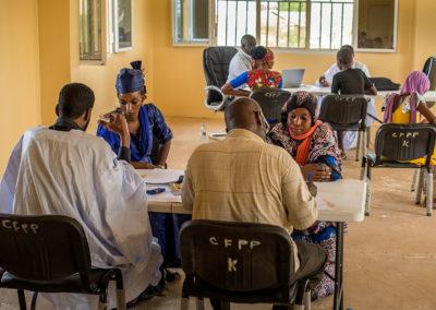 Processus de sélection des candidats – Kaédi 14