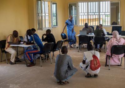 Processus de sélection des candidats – Kaédi 15