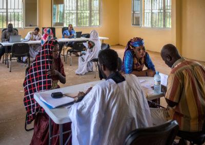 Processus de sélection des candidats – Kaédi 18
