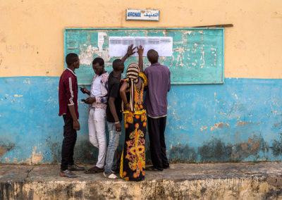 Processus de sélection des candidats – Kaédi 5