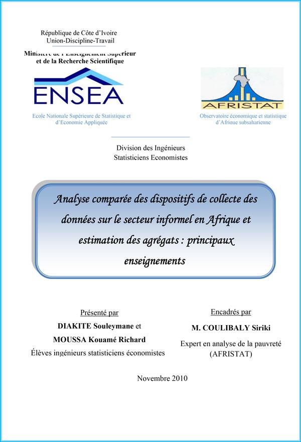 analyse_comparative_secteur_informel- BTP Mauritanie